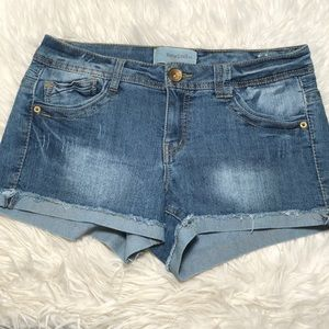 *3 For 12* Jean Shorts